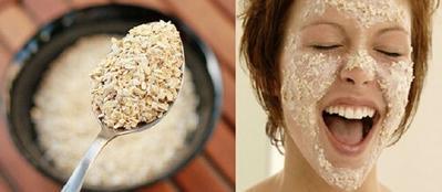 3. Cobalah Masker dari Oatmeal