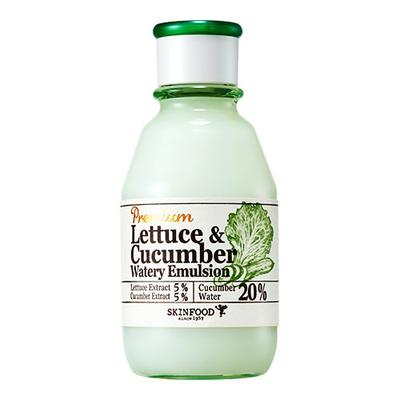 Review: Skin Food Premium Lettuce & Cucumber Watery Emulsion