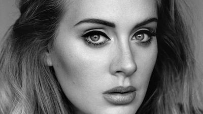 Makeup kamulan Diva Inggris Adele