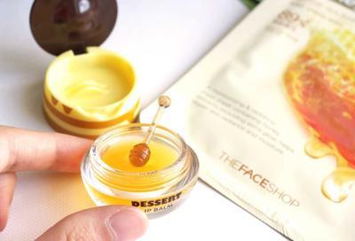 The Face Shop Lovely ME:EX Dessert Lip Balm