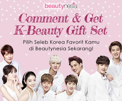 Beautynesia Special Korean Beauty Giveaway