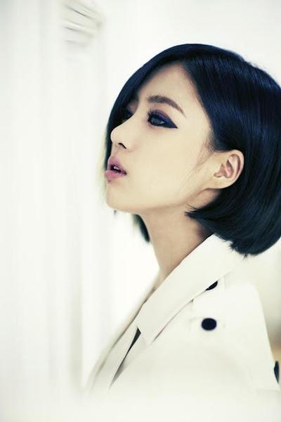 Gaya Rambut Pendek Populer Ala Artis Korea