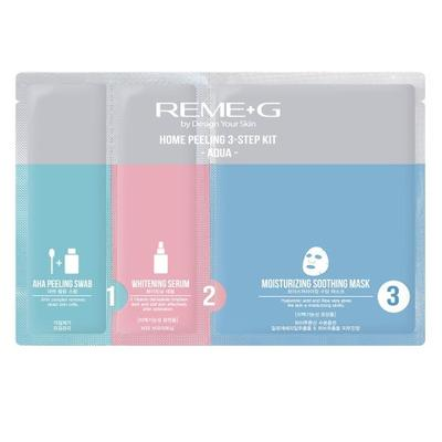 Reme+3G in 1 Aqua Peel