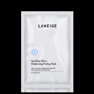 Laneige Sparkling Water Brightening Peeling Mask