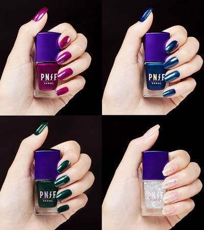PONY Effect That Girl Illusion Nail Lacquer