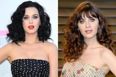 Katy Pery dan Zooey Deschanel