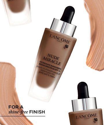 3. Lancome Nude Miracle Liquid tp powder Makeup