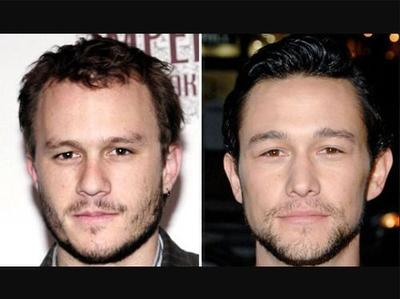 Heath Ledger dan Gordon Levitt