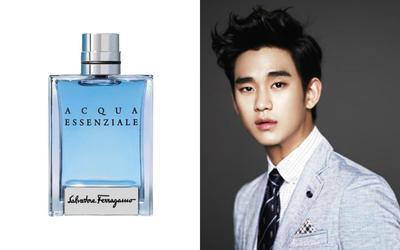 Kim Soo Hyun, Ferragamo Acqua Essenziale