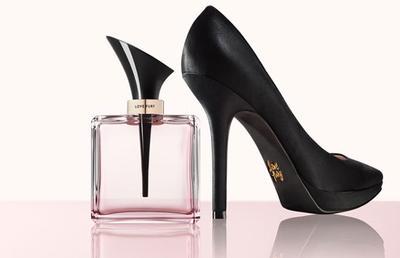 High Heels & Parfum Segar