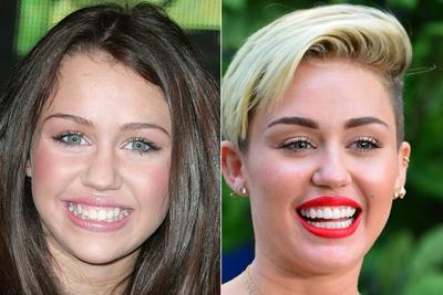 8. Miley Cyrus