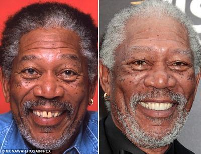 10. Morgan Freeman