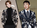 Pilih Mana: Lee Jong Suk atau Yoo Ah In Dengan Koleksi Blazer Burberry