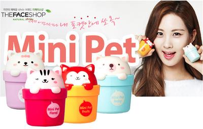 The Face Shop Lovely ME: EX Mini Pet Perfume Hand Cream