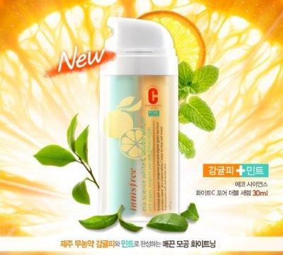 Vitamin C dari Jeruk Pulau Jeju