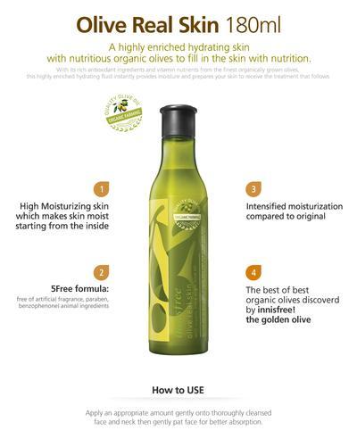 Toner dengan Olive Oil Berkualitas