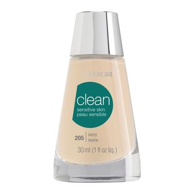 CoverGirl Clean Makeup for Sensitive Skin