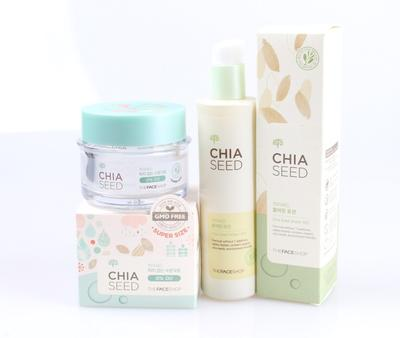 The Face Shop Chia Seed Collection