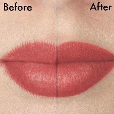 5. Oleskan Primer Pada Bibir