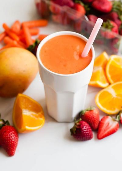 1. Mengkonsumsi Vitamin C Setiap Hari