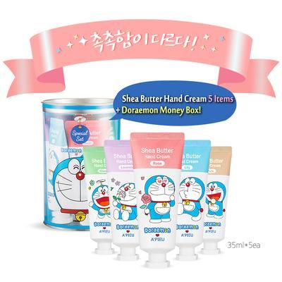 Apieu Shea Butter Hand Cream (Doremon Edition)