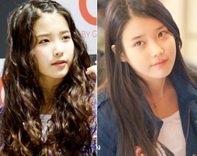 Pilih Mana: Rambut Lurus atau Wavy Para Kpop Idols