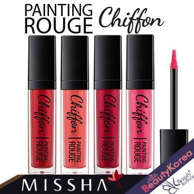 Review: Missha Painting Rouge Chiffon