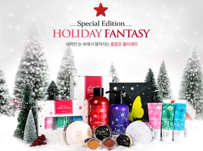 Review: Koleksi Natal Missha Holiday Fantasy 2015
