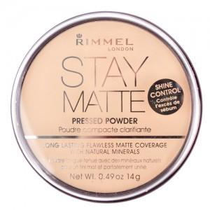 Review: Rimmel Stay Matte Pressed Powder