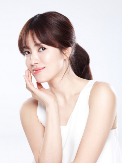 Tips Cantik ala Song Hye Kyo