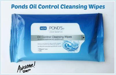 3. Tissue Pembersih (cleansing wipes)