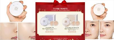 Missha Holiday Cushion
