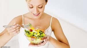 Perhatikan Asupan Makanan