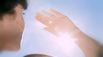 Image result for mencegah paparan sinar matahari ke mata