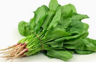 7. Sayuran Hijau