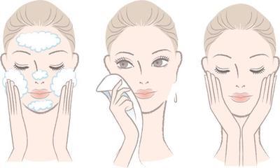 Menjaga Kebersihan Wajah