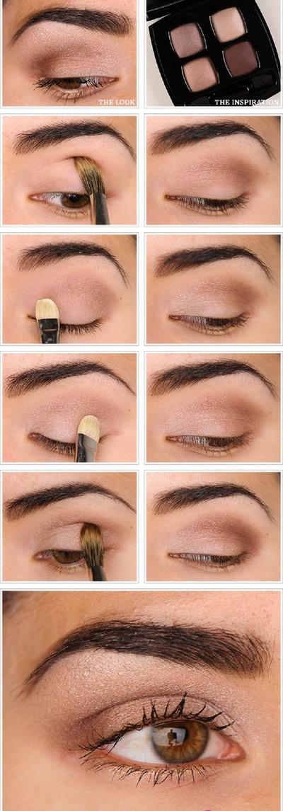 6. Gunakan Eye Shadow