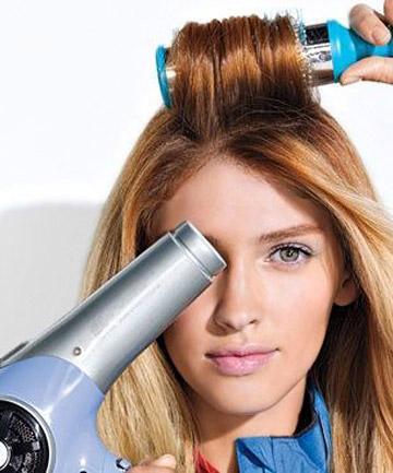 1. Pastikan Rambut dalam Keadaan Kering
