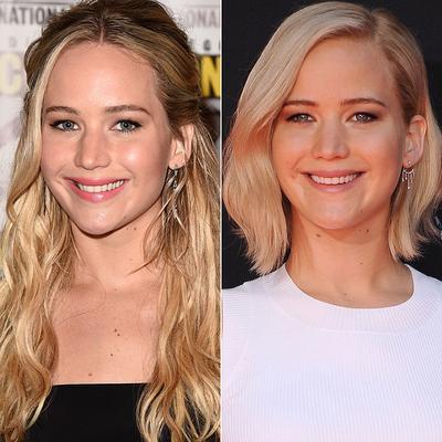 20 Transformasi Rambut Para Bintang Hollywood