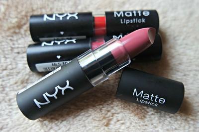 5 Lipstik Matte Terbaik NYX