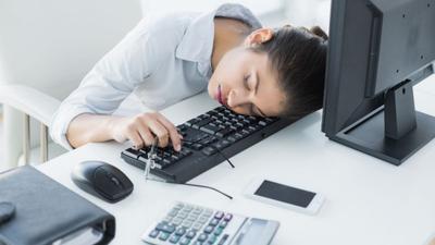 7. Tidur Kurang Teratur