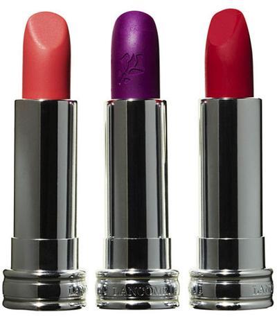 Emma Watson, Lancome Rouge in Love Lipsticks