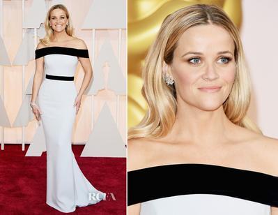 Tampilan Makeup Reese Witherspoon