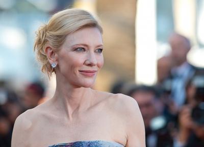 Tampilan Makeup Cate Blanchett