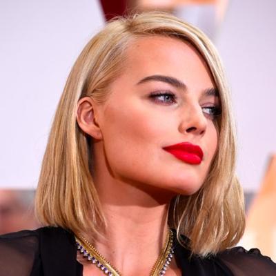 Tampilan Makeup Margot Robbie