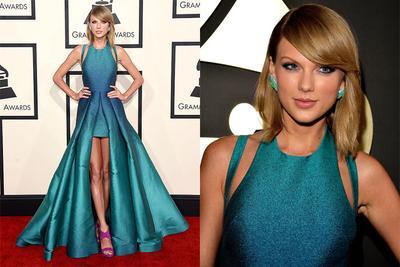 Tampilan Makeup Taylor Swift