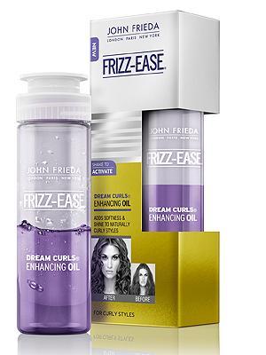John Frieda Frizz Ease Dream Curls Enhancing Oil