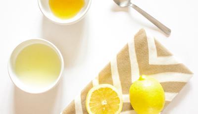 Putih Telur & Lemon