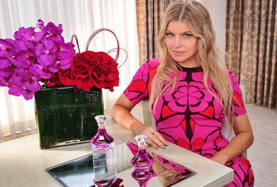 Tips Memakai Parfum dari Fergie