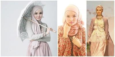 Inspirasi Fashion: Tren Hijab 2016